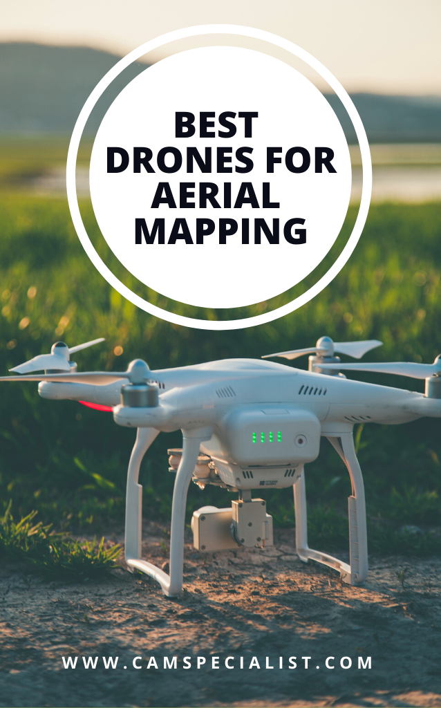 best drones for aerial mapping