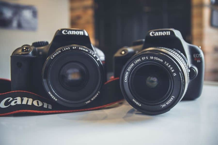 DSLR cameras under $700
